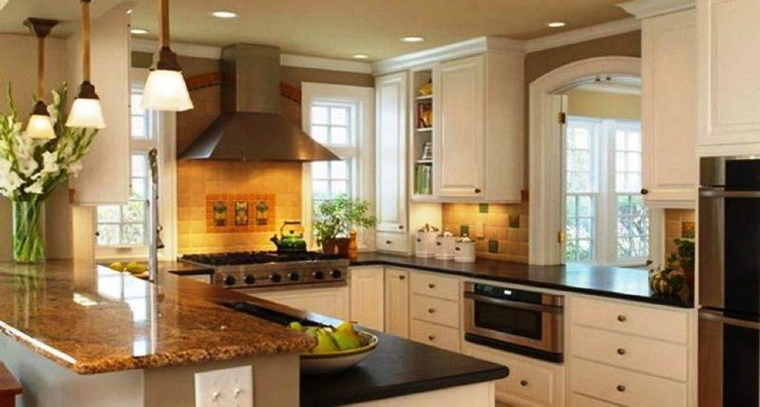 Kitchen Paint Colors Oak Cabinets White