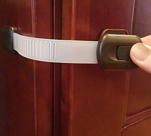 Kitchen Safety Locks Latches Cabinet