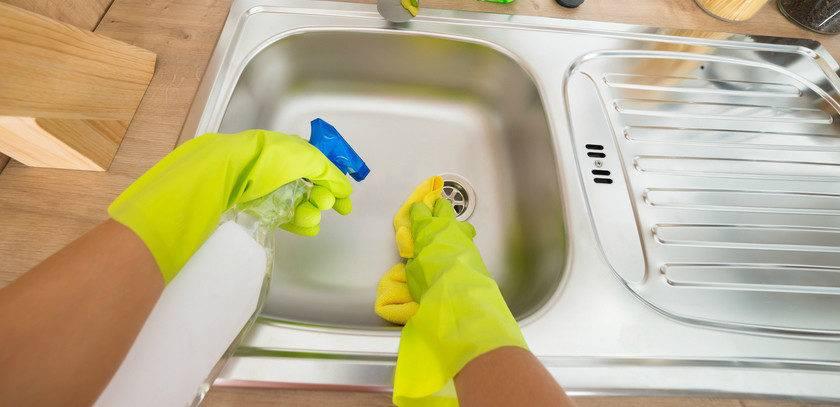 Kitchen Sink Smells Bad Bathroom Drain