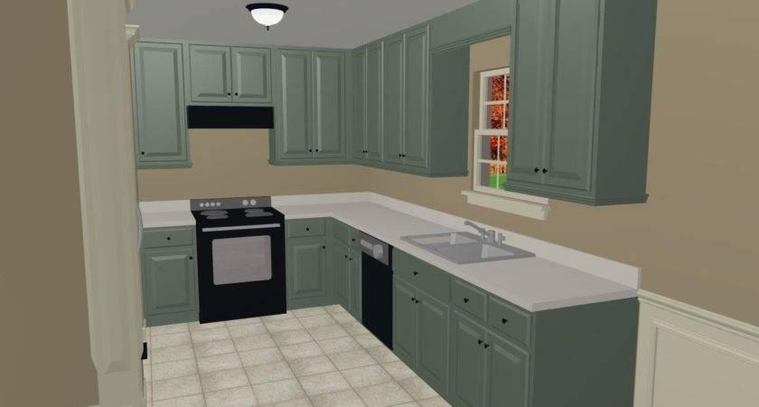 Kitchen Trends Color Paint Cabinets