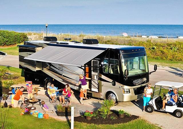Lakewood Camping Resort Myrtle Beach Acres