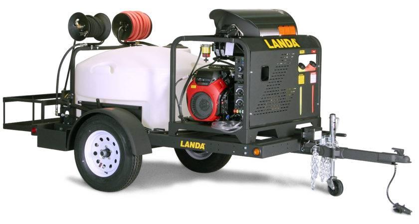 Landa Mobile Wash System Trv American Pressure Inc