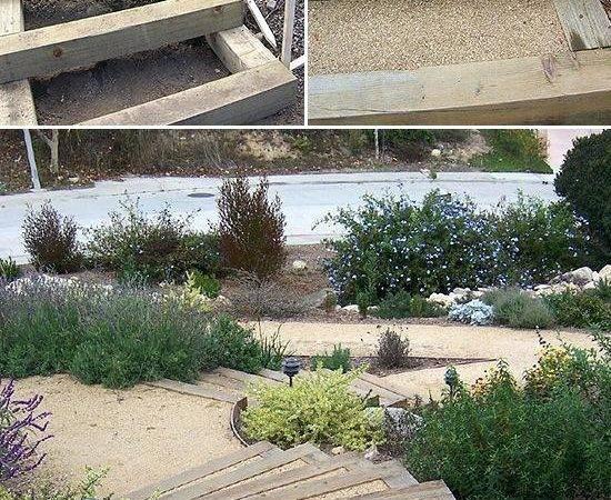Landscape Step Ideas Patio Stone Design Idea
