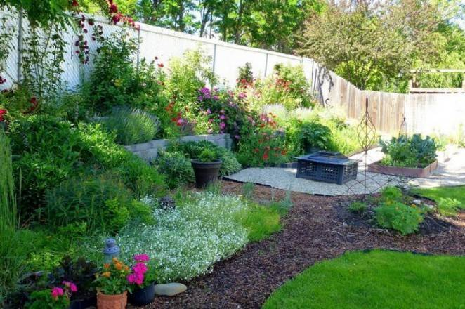 Landscaping Ideas Small Areas