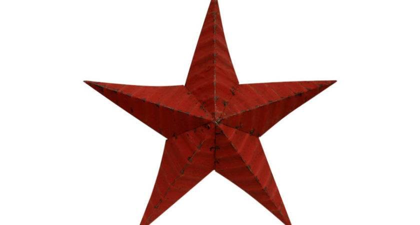 Large Amish Metal Barn Star Lovestruck Interiors