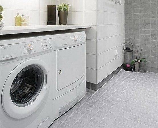 Laundry Room Floor Plans Designs Flooring Ideas