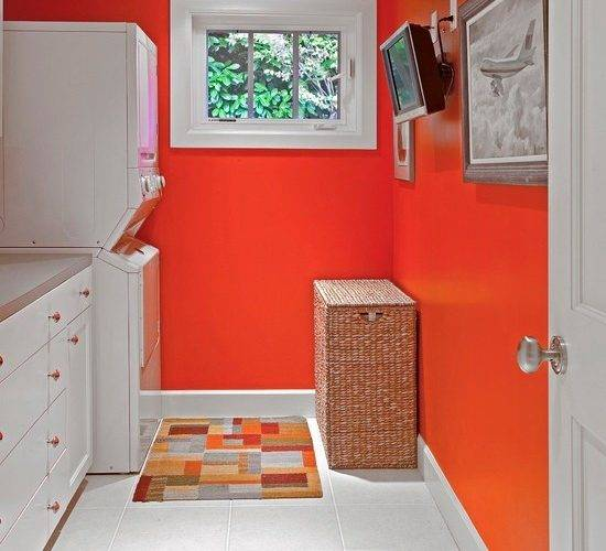 Laundry Room Paint Color Ideas Inviting Space
