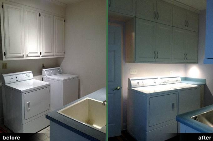 Laundry Room Remodel Hampton Roads Acdecks