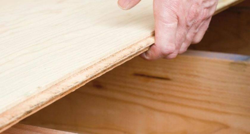 Lay Plywood Subfloor Tos Diy Floors