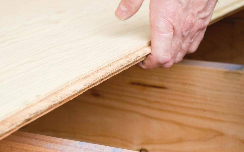 Laying Plywood Subfloor Diy