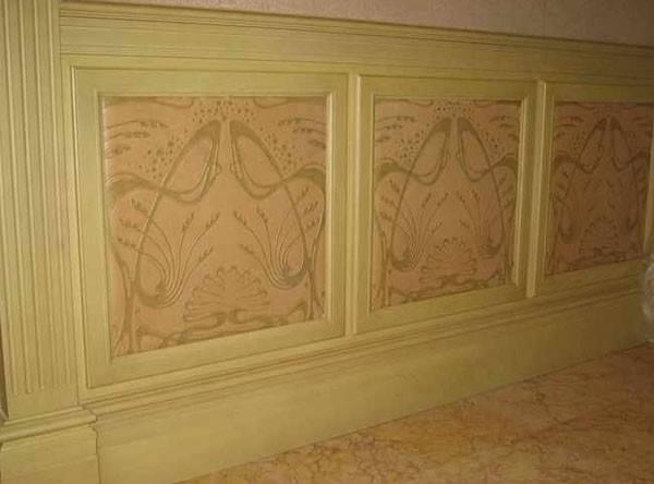 Leather Wall Paneling Luxurious Modern Interior Design Ideas