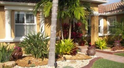 Lendro Plan Front Yard Landscaping Ideas Florida