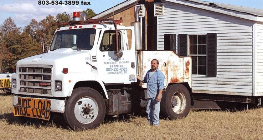 Levon Mobile Home Transporting Set Neeses