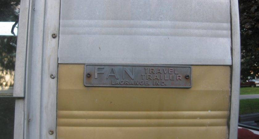 Life Grow Fan Travel Trailer Keeping Vintage