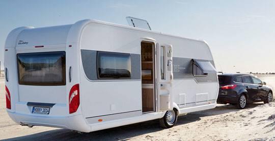 Lightweight Travel Trailer Manufacturers Europe