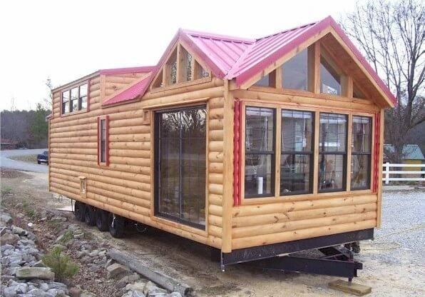 Lil Lodges Park Model Homes Cabins