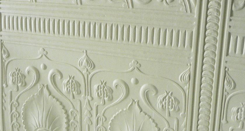 Lincrusta Wallcovering Dado Panel Edwardian