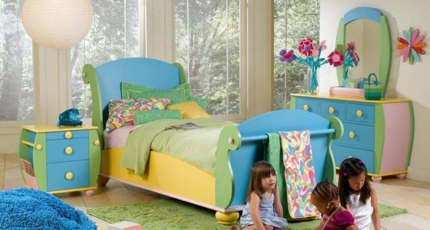 Little Girls Bedroom Kids Bedrooms