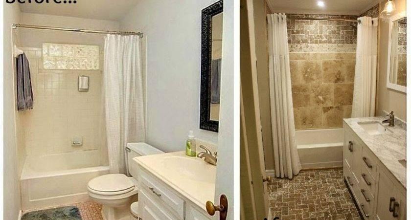 Little House Big Bathroom Remodel Before