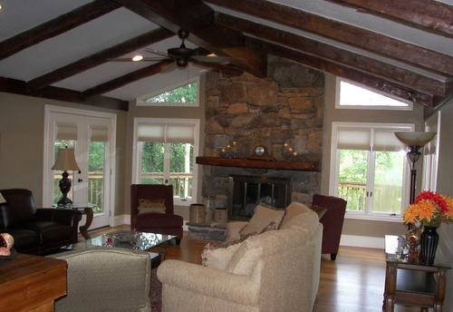 Living Room Additions Home Design Plan