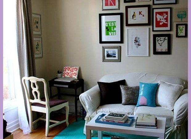 Living Room Decorating Ideas Small Spaces Modern House
