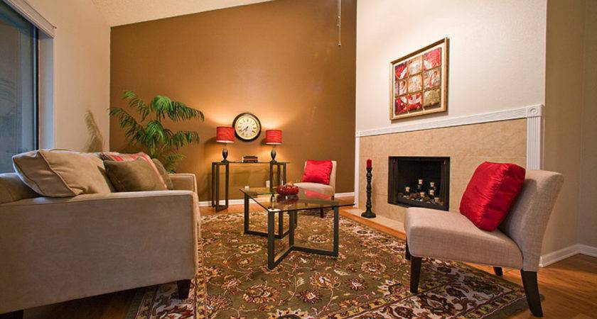 Living Room Painting Ideas Brown Furniture Colors