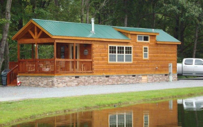 Log Cabin Facts Mountain Recreation Cabins