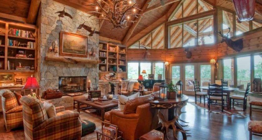 Log Home Interiors Knowledgebase