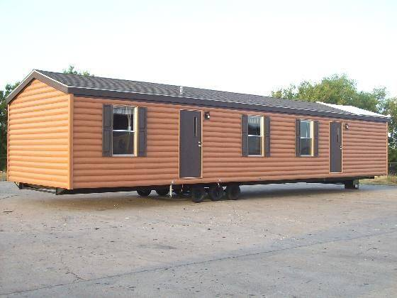 Log Siding Mobile Homes Google Search Cabins