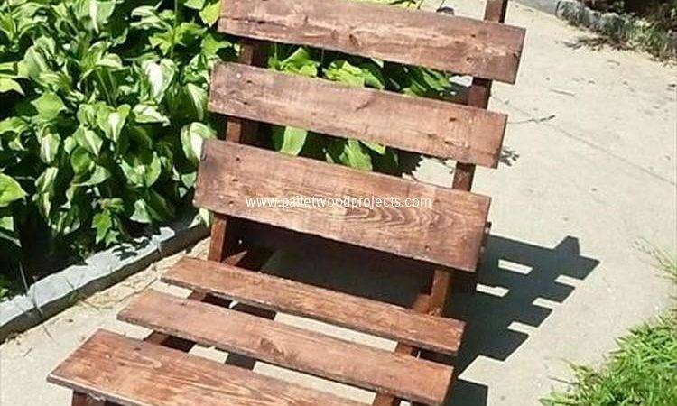 Lounge Chairs Out Wood Pallets Pallet Projects