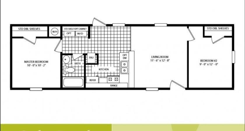 Lovely Single Wide Mobile Home Floor Plans Bedroom New
