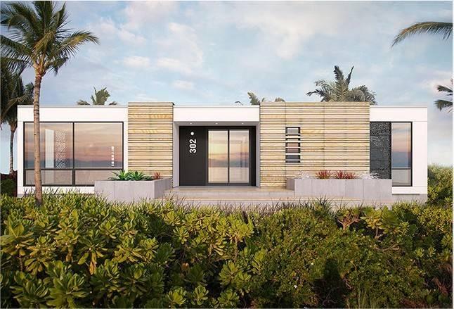 Luxury Modular Home Designs Design