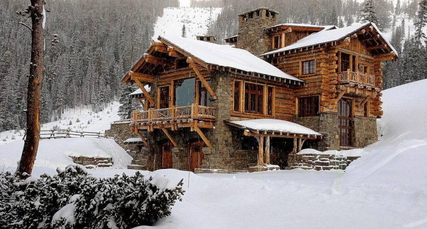 Magnificent Lodge Cabin Home Decor Decorating Ideas