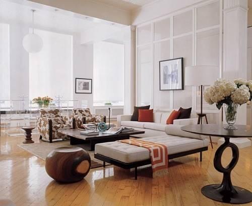 Magnificent Mid Century Modern Interiors Met