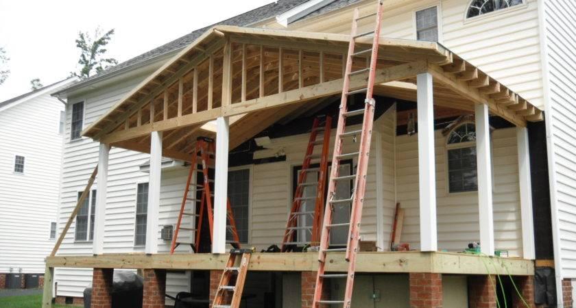 Maintenance Screen Porch Deck Henrico Now
