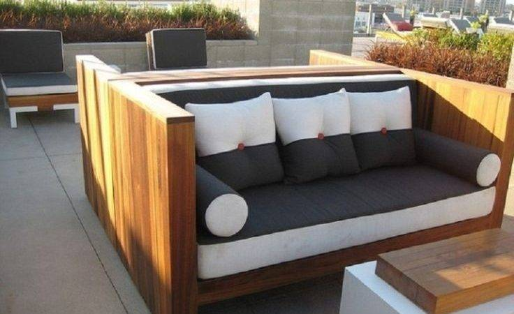 Make Patio Furniture Out Wood Pallets