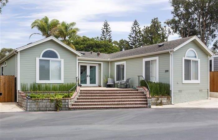Malibu Mobile Home Lists Million Today