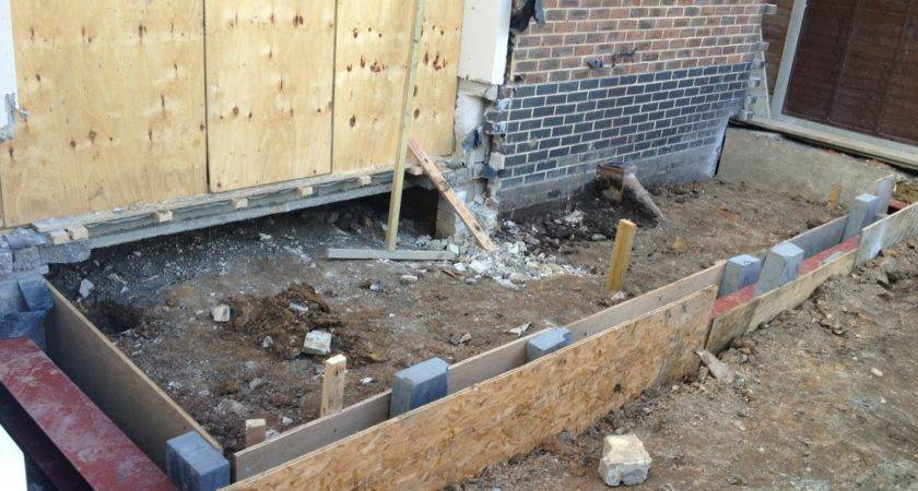Mallow House Extension June