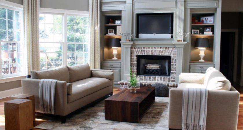 Mantel Bookshelf Decorating Tips Living Room