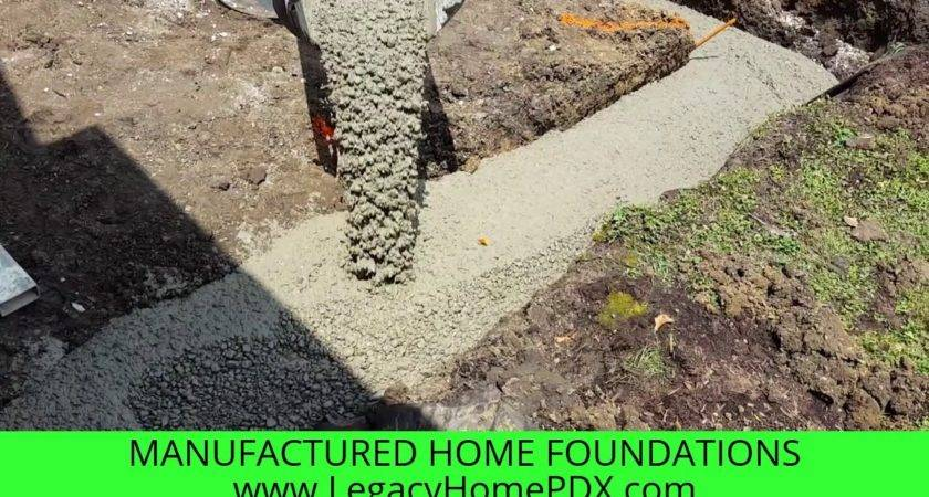 Manufactured Home Foundation Inspection Cost Types