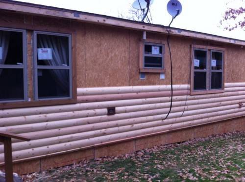 Manufactured Home Renovations Pay Back