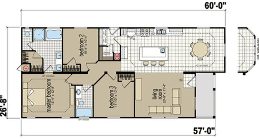 Manufactured Homes Floor Plans Redman