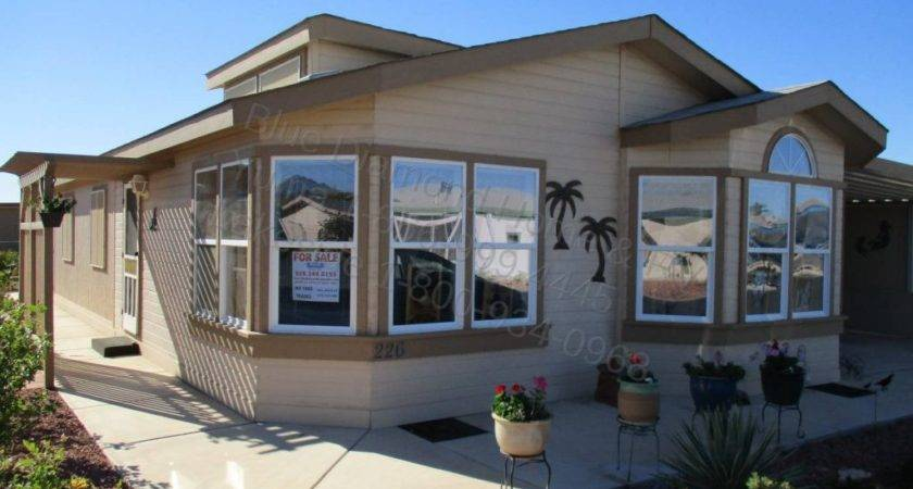 Manufactured Homes Pre Owned Hallmark Blue Diamond Home