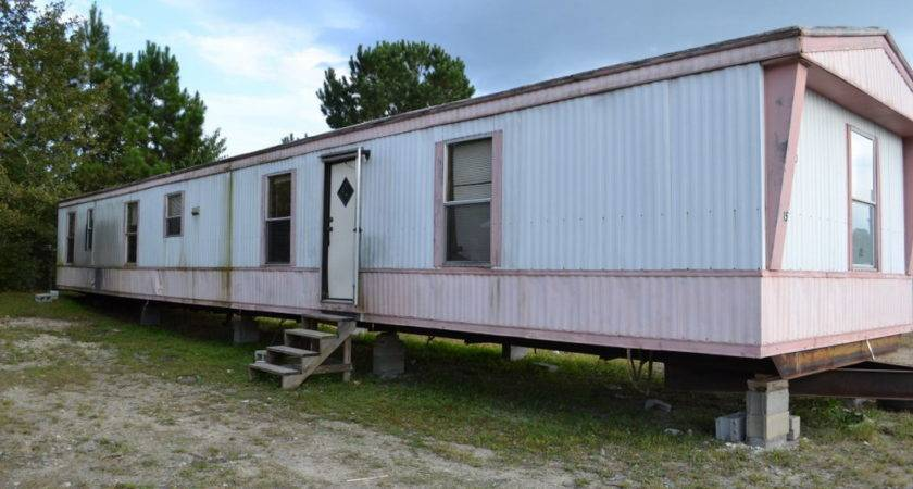 Manufactured Modular Code Bedroom Single Wide Mobile Home