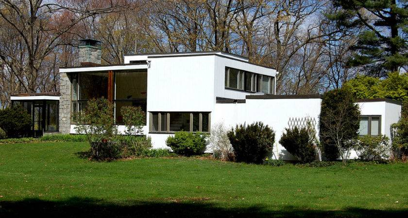 Marcel Breuer House Designed