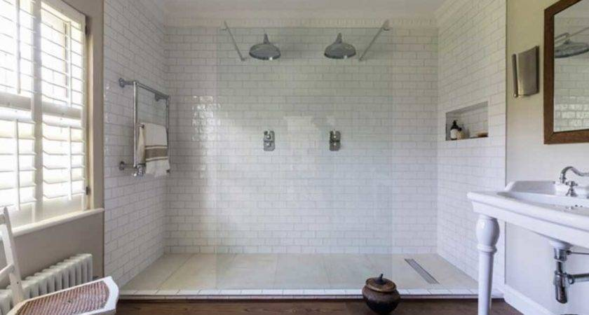 Master Bathroom Double Shower Ideas Lovely