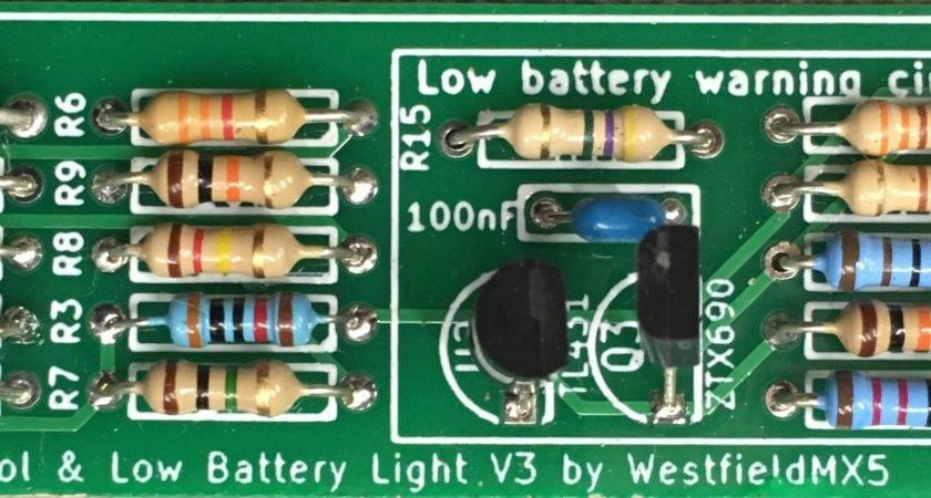 Megasquirt Alternator Control Board Miata
