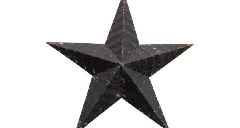 Metal Painted Amish Barn Star Lovestruck Interiors