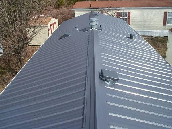 Metal Roof Overs Mobile Homes Ike Home