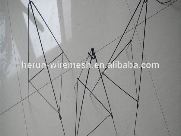 Metal Wire Wreath Frames Christmas Tree Garden